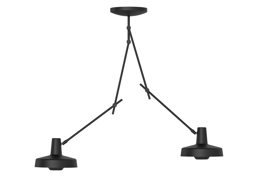 Adjustable ceiling lamp ARIGATO AR-C2 by Grupa