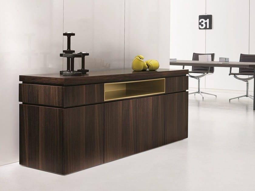 Wooden sideboard / office storage unit AR.TU. | Sideboard by Archiutti