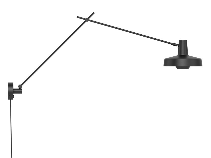Adjustable wall lamp ARIGATO AR-W-L by Grupa