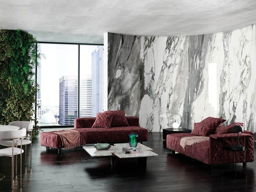 Resin Decorative panel ARABESCATO by Tecnografica