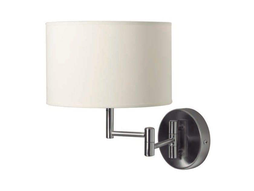 Adjustable metal wall lamp ARAM | Wall lamp by Aromas del Campo