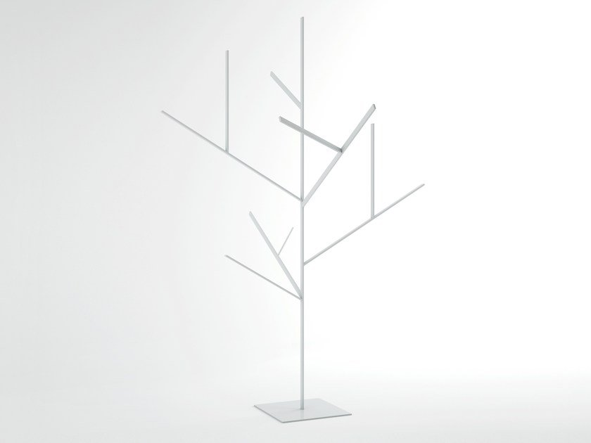 LED aluminium Floor lamp ARBOL BLAU by GANDIA BLASCO