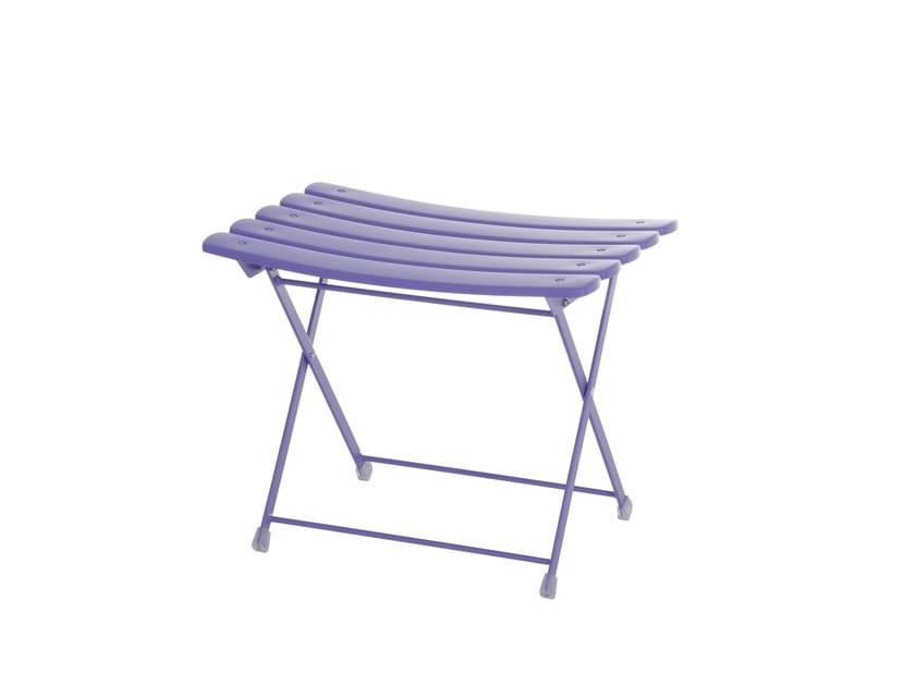 Folding footstool ARC EN CIEL by emu
