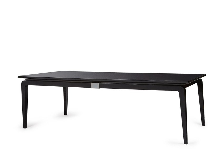 Dining table ARC by HUGUES CHEVALIER