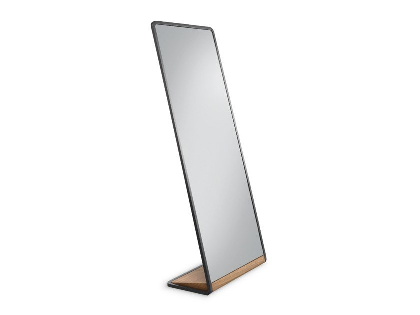Freestanding framed mirror ARC | Mirror by PRADDY