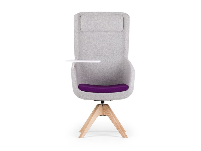ARCA SMALL | High-back chair