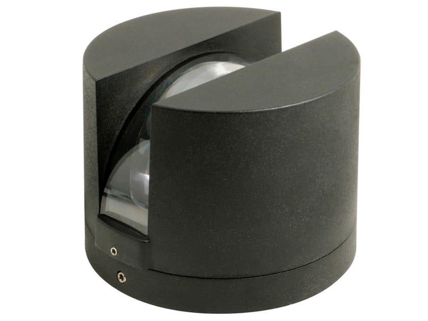 Proiettore per esterno a LED in policarbonato ARCADA_X by Linea Light Group