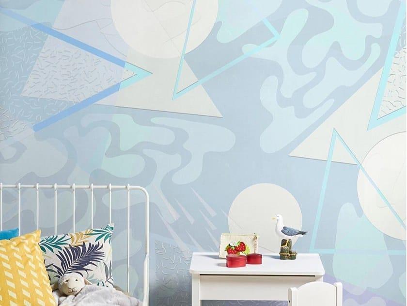 Papel de parede ecológico de tecido não tecido ARCADE GAMES by Wallpepper Group