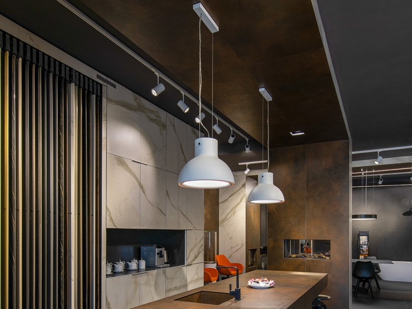 Lampada Archeo Lug Led Sospensione In Alluminio Factory Light A htrQsd