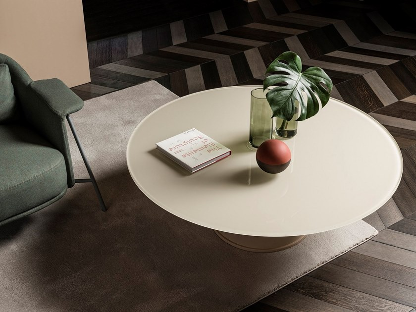Round coffee table ARCHETIPO | Coffee table by L'Ottocento