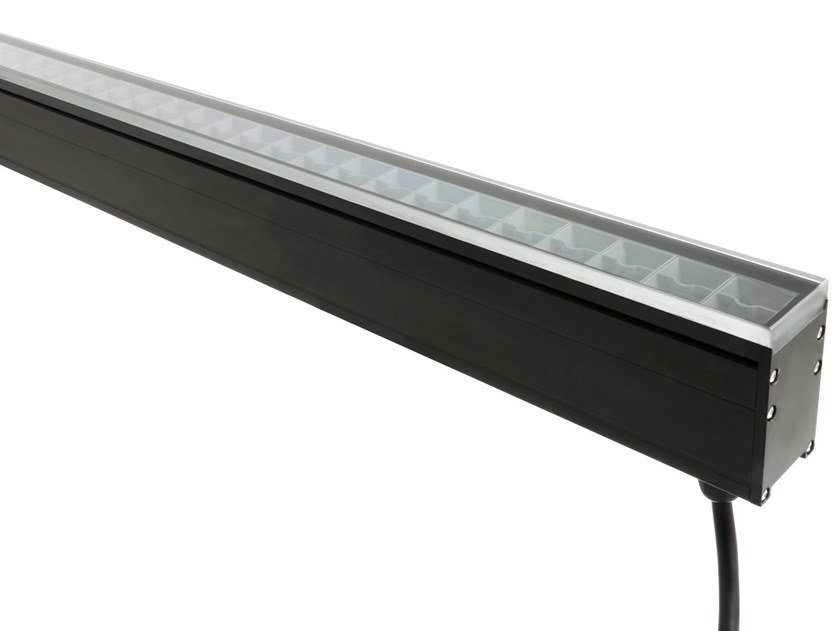 Floor aluminium Linear lighting profile for LED modules ARCHILINE by Linea Light Group
