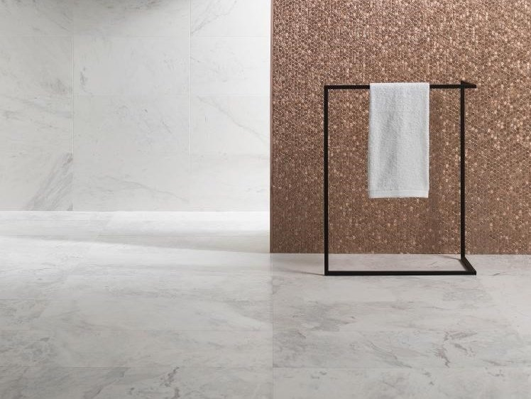Marble Wall Floor Tiles Arctic White Collection By L