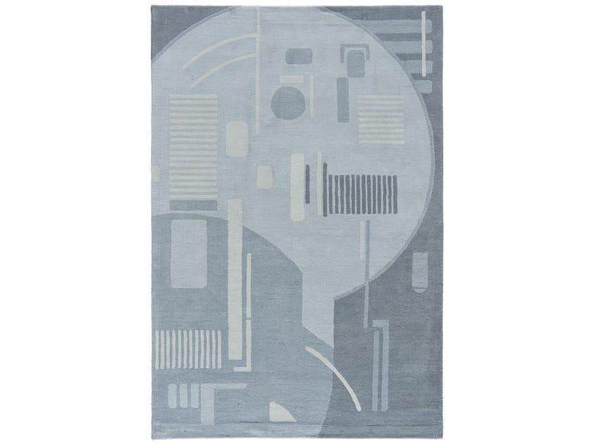 Rectangular wool rug ARDECO by Toulemonde Bochart