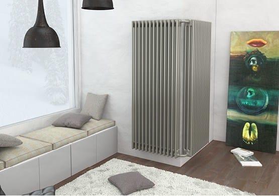 Wall mounted hot water radiator ardesia by cordivari for Radiatori cordivari ardesia