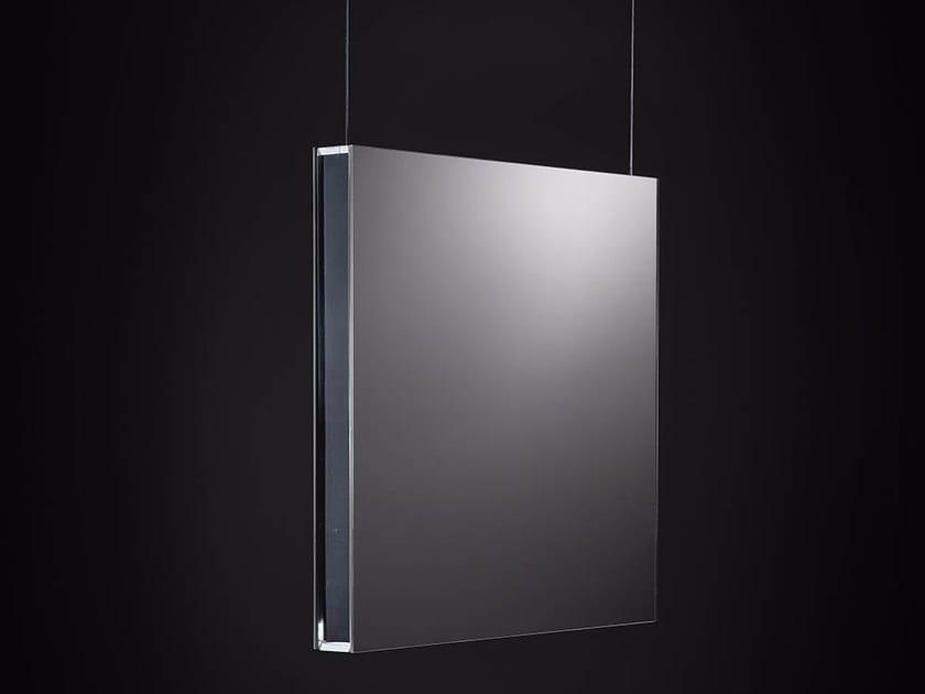 LED aluminium pendant lamp AREA | Pendant lamp by PURALUCE