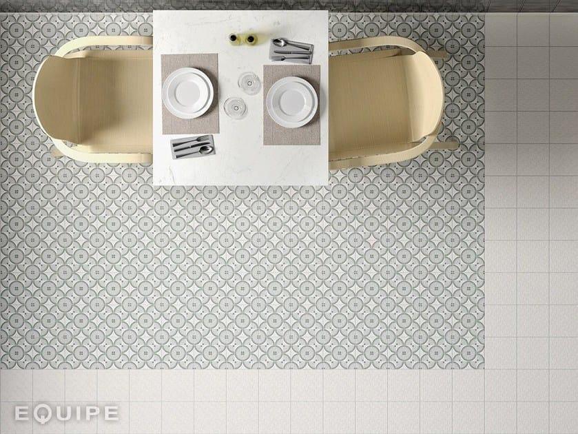 Anti-slip indoor/outdoor porcelain stoneware flooring AREA15 by EQUIPE CERAMICAS
