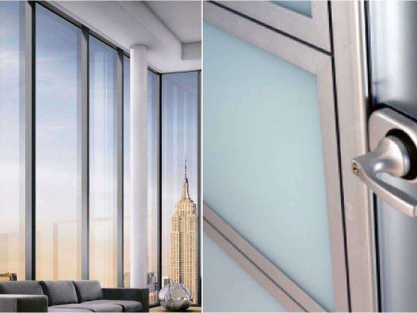Decorative window film ARENA FRO 80 PEM - ASTILIA by AVHIL ITALIA