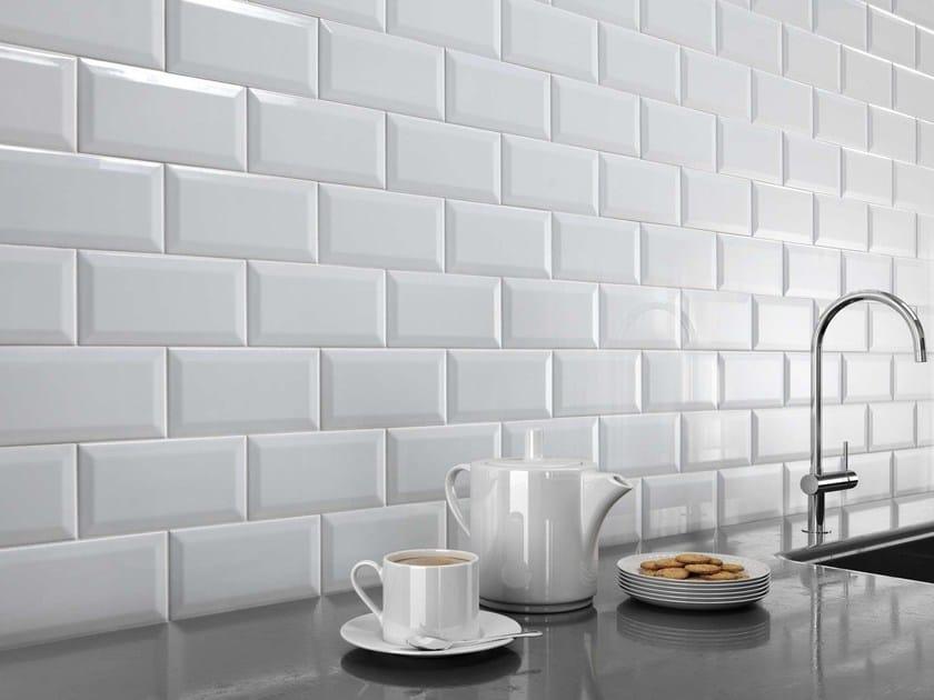 Ceramic wall tiles ARGILA BRICK by Harmony