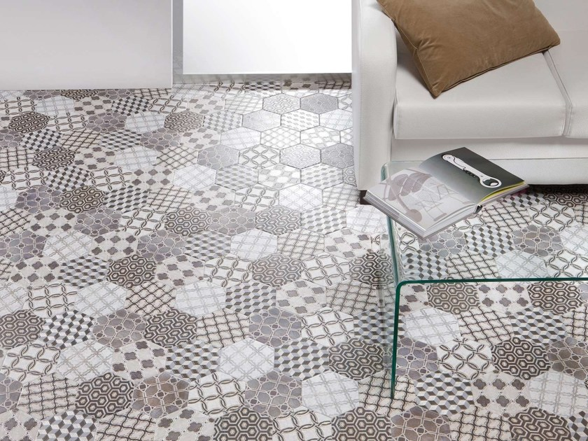 Ceramic wall tiles / flooring ARGILA ORIGINE by Harmony
