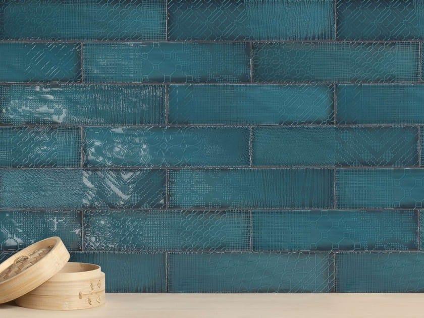 White-paste wall tiles ARGILA PASADENA by Harmony