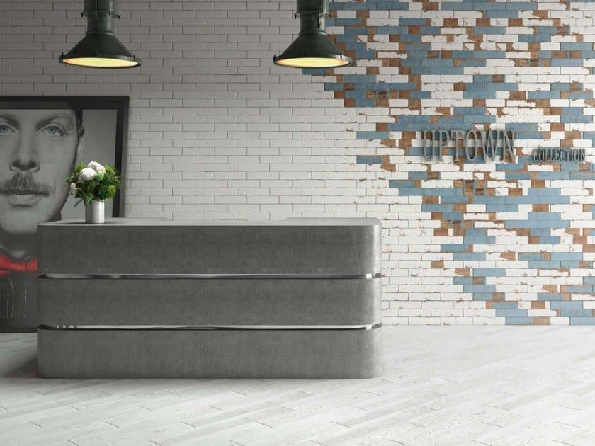 White-paste wall tiles ARGILA UPTOWN by Harmony