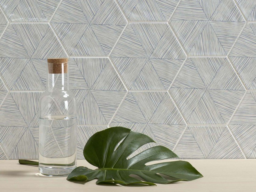 Ceramic wall tiles ARGILA VEZELAY by Harmony