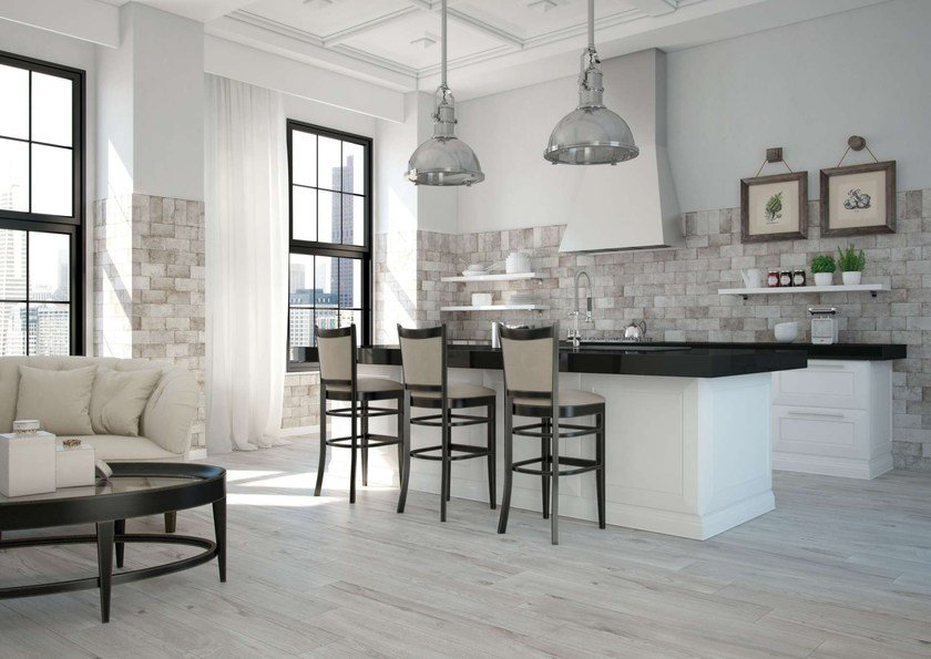 Wall/floor tiles with stone effect ARGILA WILLIAMSBURG by Harmony