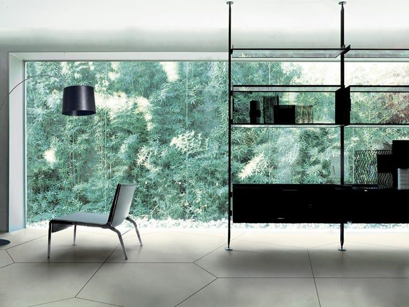 Porcelain stoneware wall/floor tiles ARGILLA by Gigacer