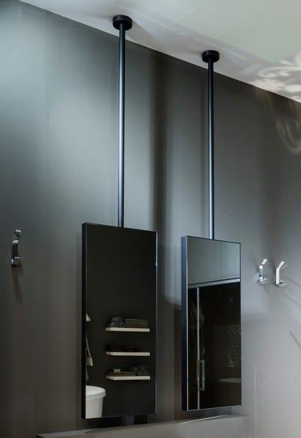 Rectangular Bathroom Mirror Argo By Ceramica Cielo