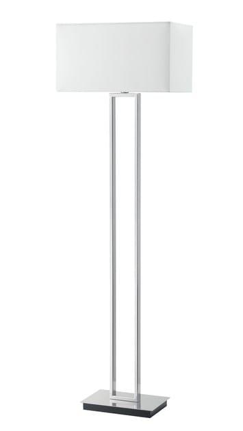 Contemporary style metal floor lamp ARHUS by ENVY