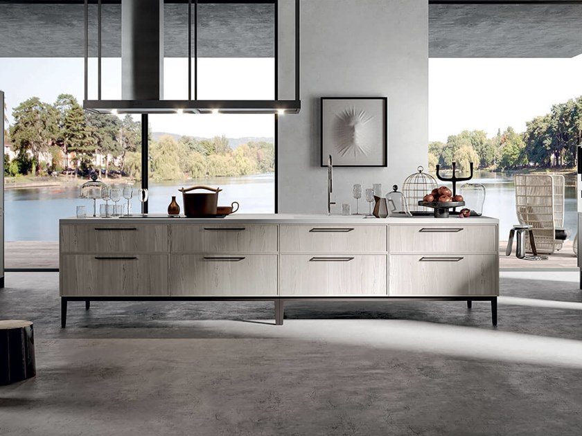 ARIA | Modulo cucina freestanding By ARREDO 3