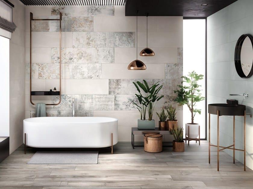 Rivestimento in Wall&Porcelain™ CREA by Ariana Ceramica