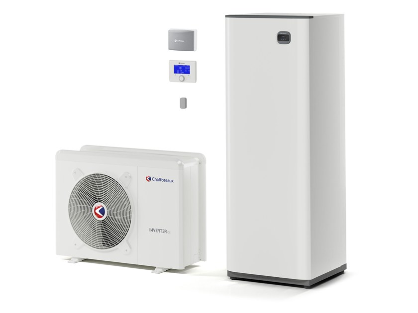 Heat pump ARIANEXT COMPACT M LINK by CHAFFOTEAUX