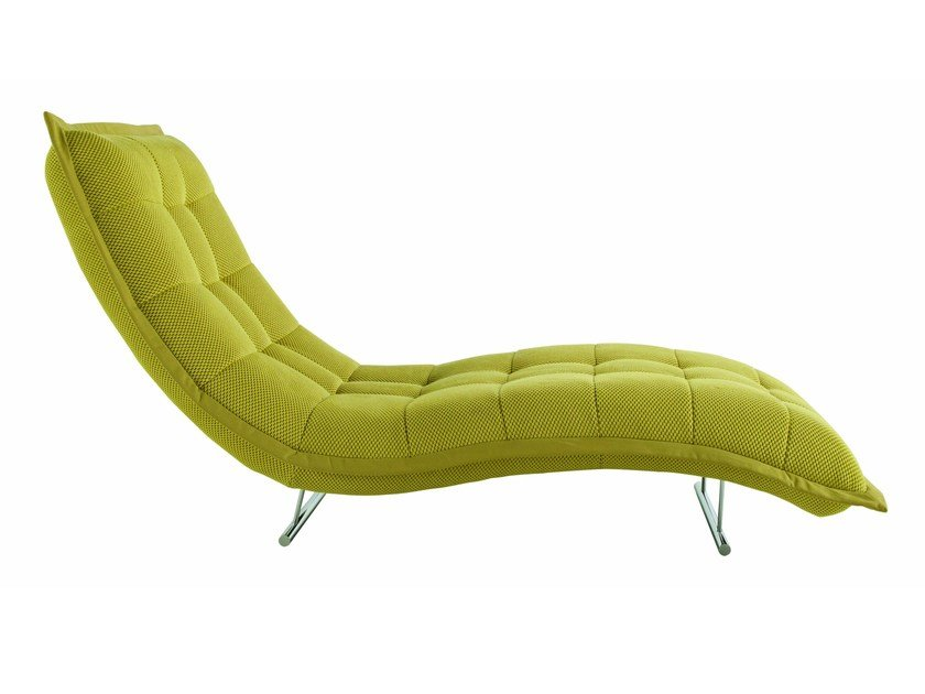 Fabric lounge chair ARIOSO by ROCHE BOBOIS