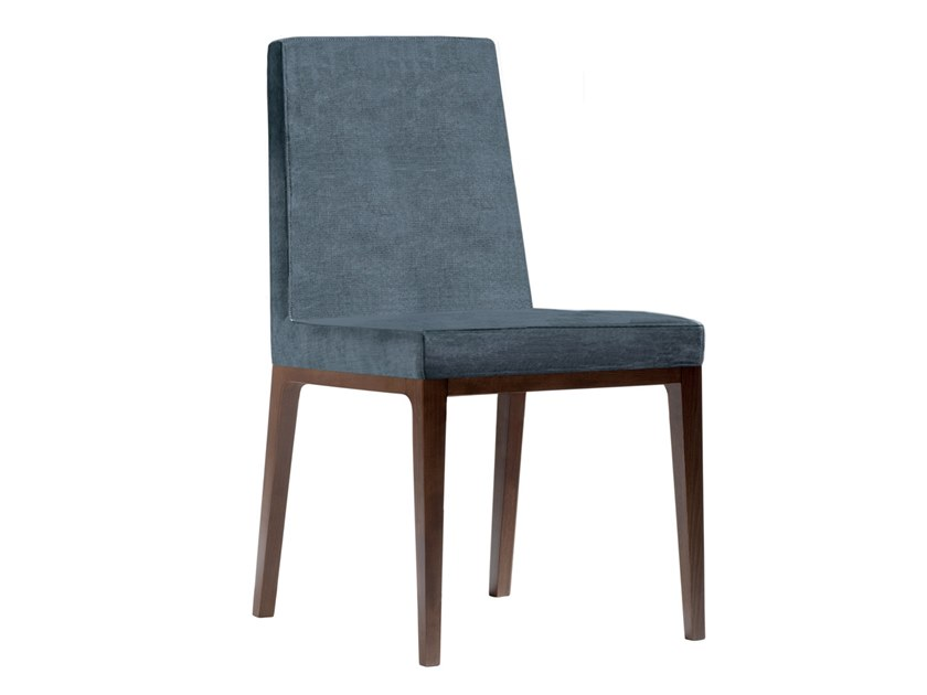 Upholstered fabric chair ARISA SE01 by New Life
