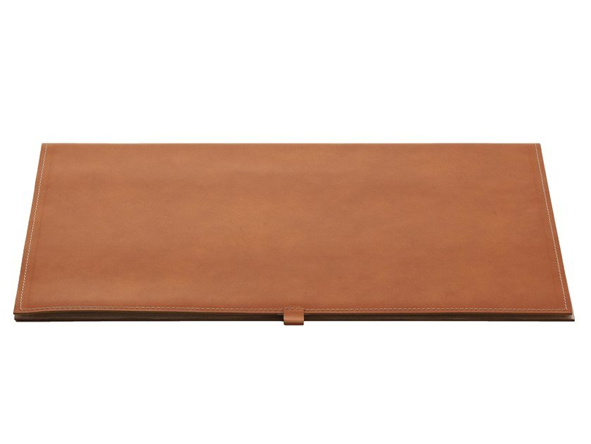 Bonded leather Desk pad ARISTOTELE by LIMAC design FIRESTYLE