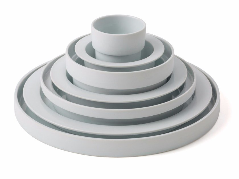 Ceramic plates set ARITA VESSELS by STELLAR WORKS