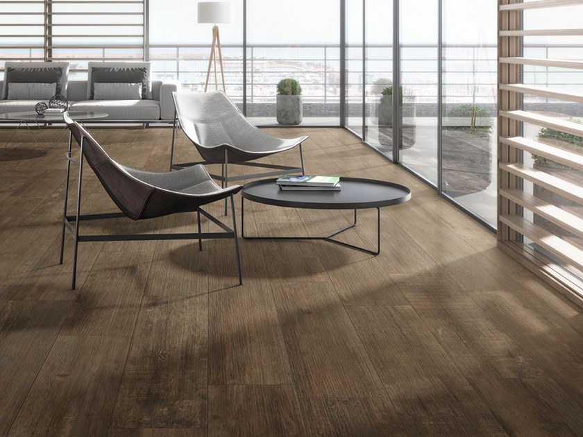 Wall/floor tiles with wood-effect pattern ARIZONA by Inalco