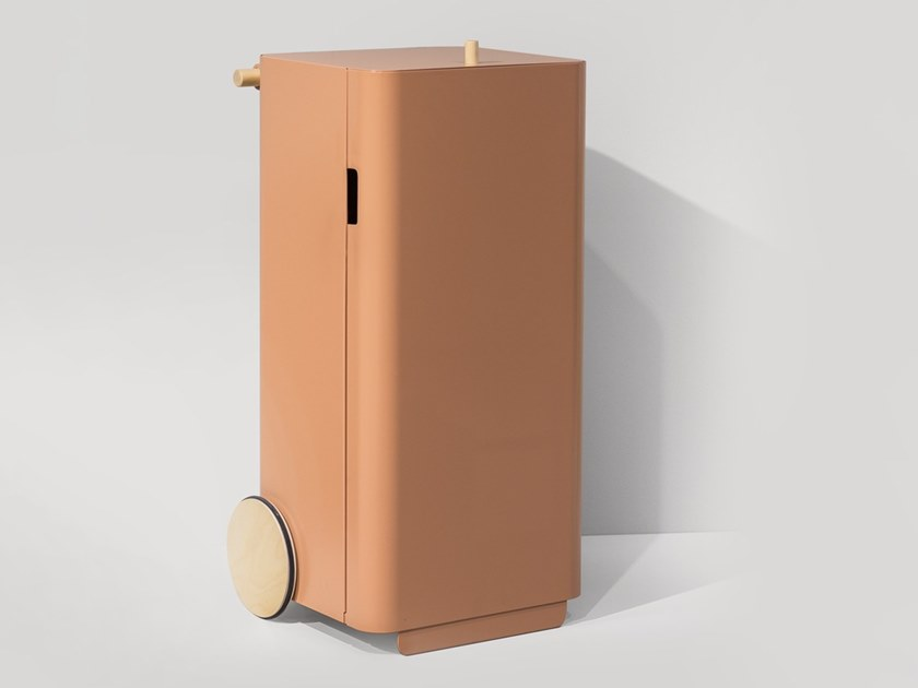 Litter bin for waste sorting ARKITYP by Mizetto