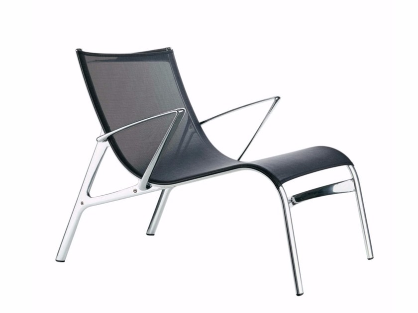 Lounge chair ARMFRAME - 438 by Alias
