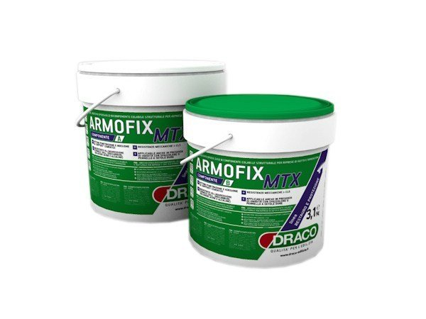 Structural adhesive ARMOFIX MTX by DRACO ITALIANA