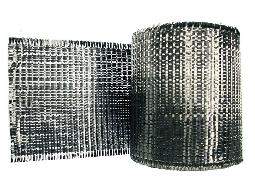 Carbon fibre reinforcing fabric ARMOSHIELD C - B by DRACO ITALIANA