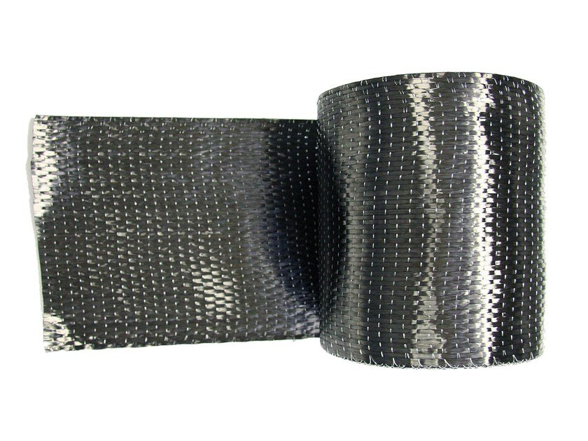 Carbon fibre reinforcing fabric ARMOSHIELD C - SHEET by DRACO ITALIANA