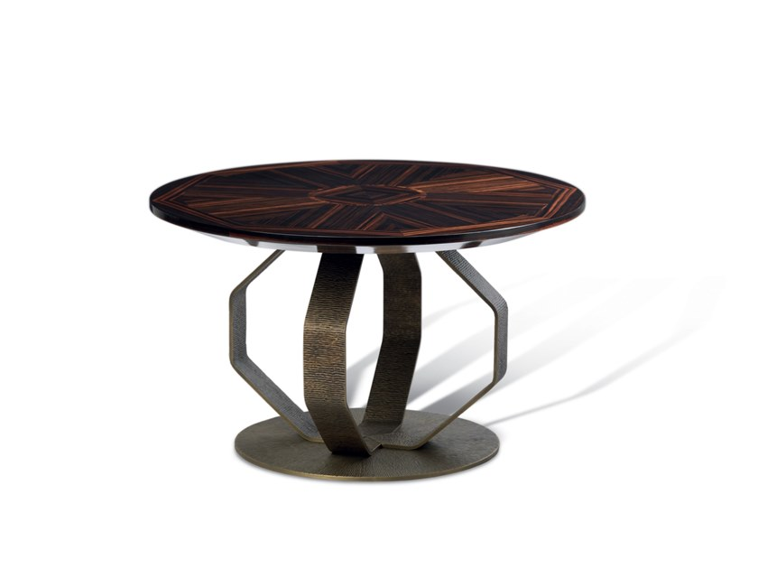 Round coffee table ARNALDO by Mascheroni