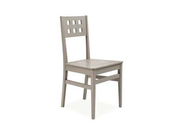 Lacquered wooden chair ARNICA | Chair by CREO Kitchens