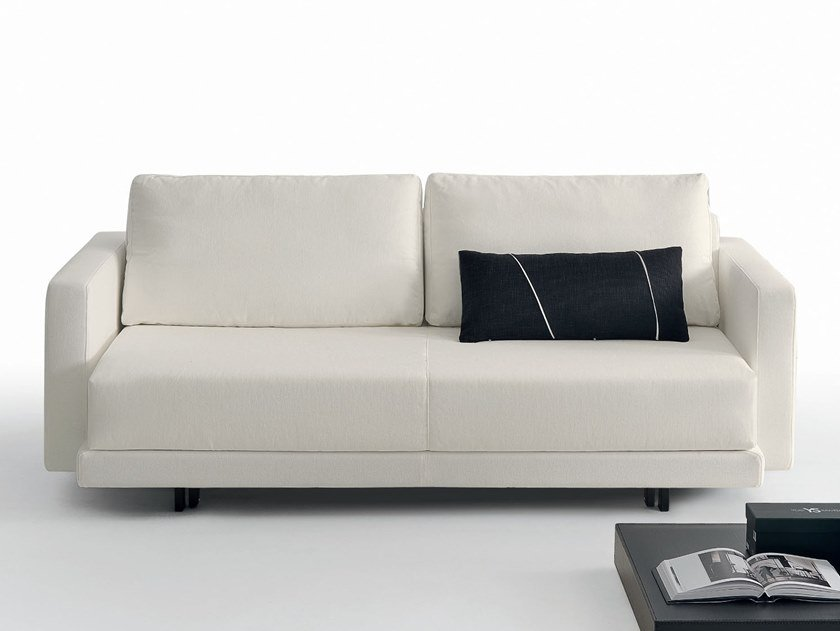 Fabric Sofa With Removable Cover Arno By Dema Design
