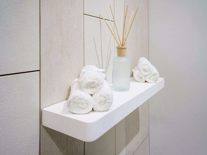 Bathroom wall shelf ARO | Bathroom wall shelf by Systempool
