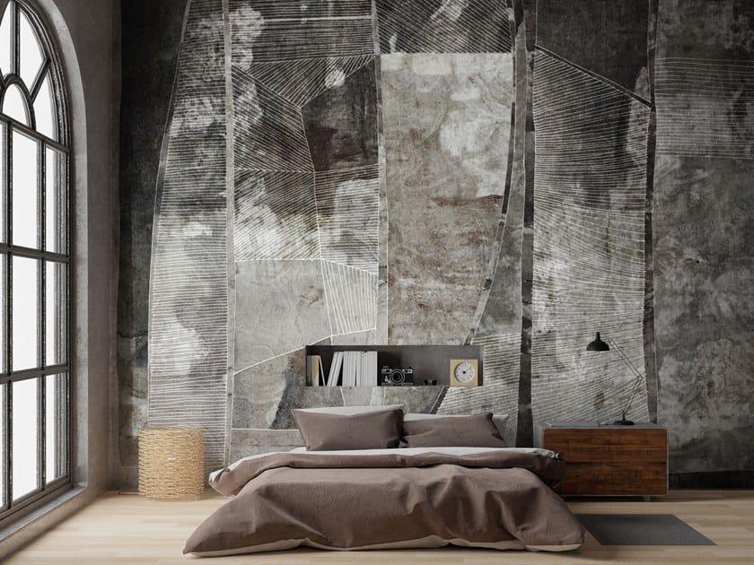 Nonwoven wallpaper ARPA by Tecnografica