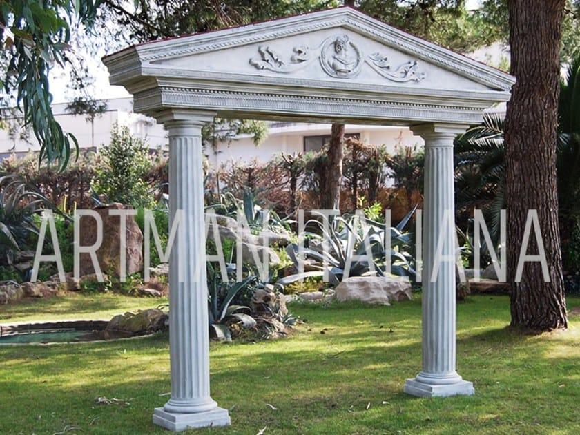 Scultura in pietra ricostruita ARREDI A TEMA GRECO-ROMANO by ARTMAN ITALIANA