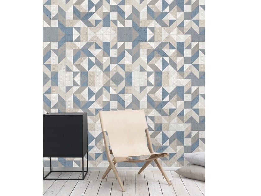 Wall tiles / wallpaper ARROWS by Officinarkitettura®